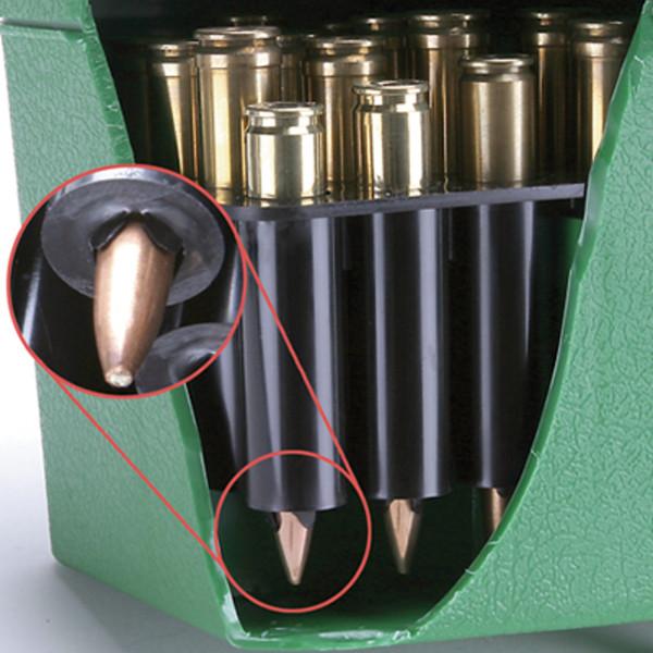 MTM Patronenbox mit Klappdeckel H50-RS