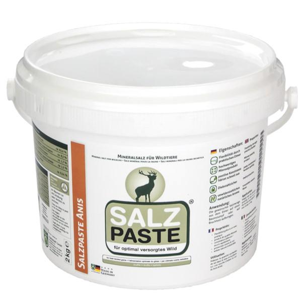 DEUSA Salzpaste für Wildtiere ANIS - 2 kg