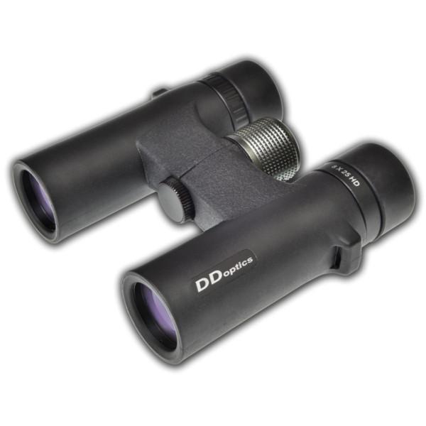 DDoptics Fernglas Lux-HR ED Pocket 10x25