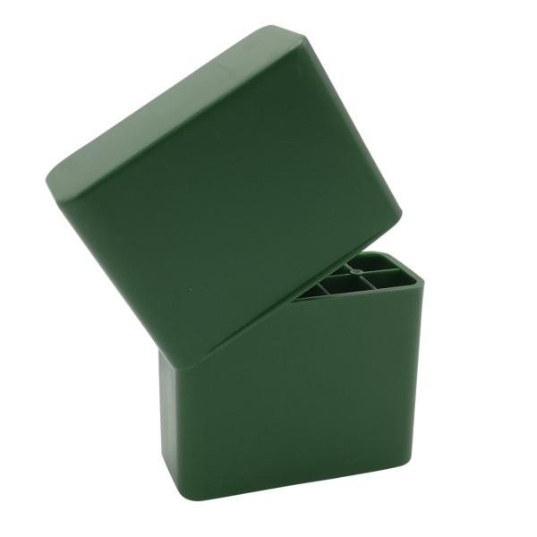 Patronenbox mit Stülpdeckel für große Kaliber - 10 St.