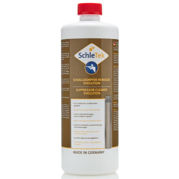 SchleTek Schalldämpfer Reiniger Evolution - 1000 ml