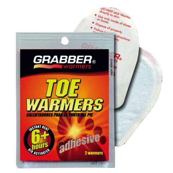Zehenwärmer - gibt Wärme für ca. 6 Stunden