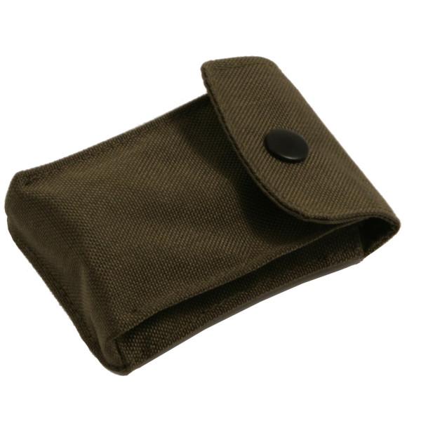 Tasche klein mit Druckknopf 100 x 70 mm