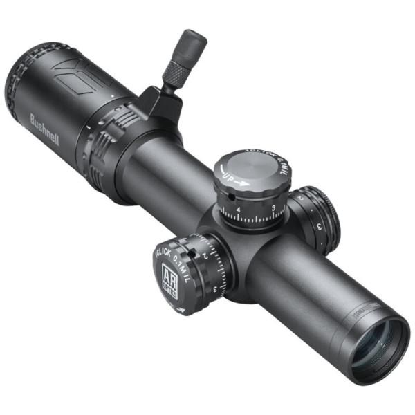 Bushnell Zielfernrohr AR Optik 1-4x24 mit Leuchtabsehen BTR-1
