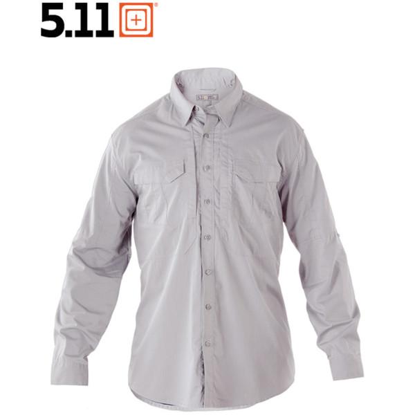 5.11 STRYKE SHIRT Langarmhemd khaki