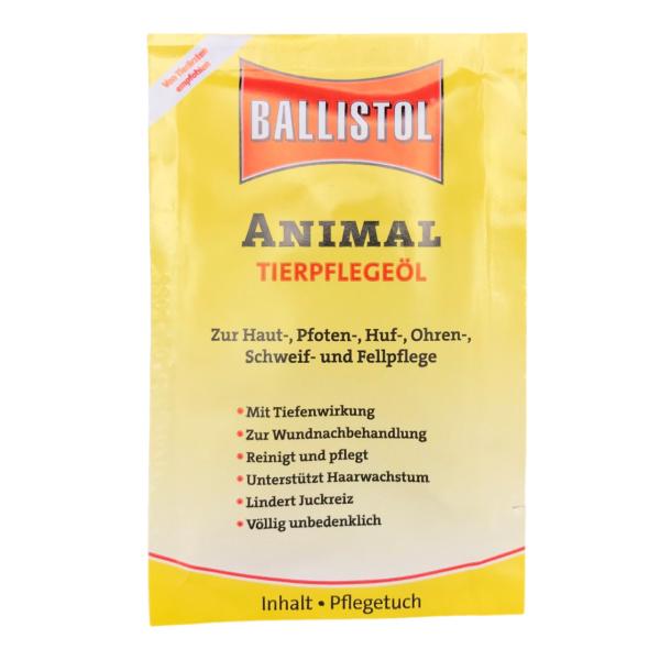 Ballistol Animal Pflegetuch
