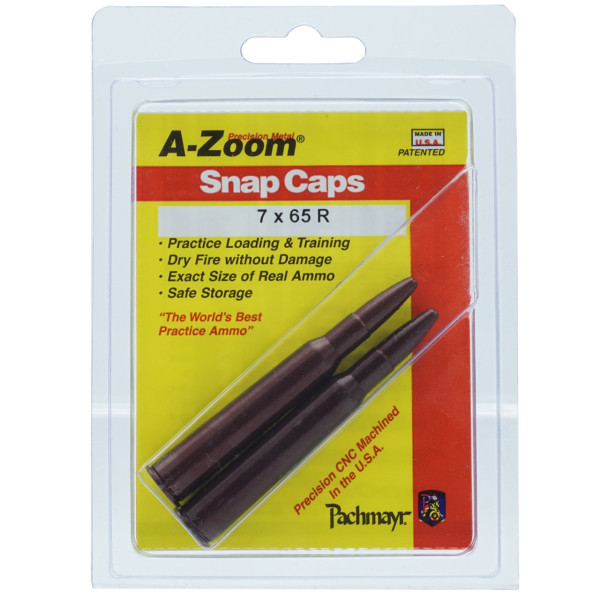 A-Zoom Pufferpatrone Kal. 7 x 65 R (2er Packung)