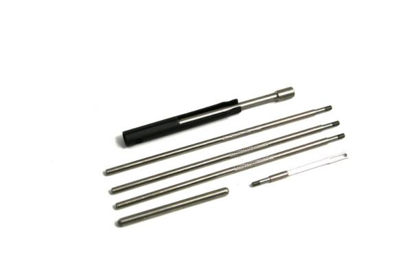 Reinigungsstab A2 für Kal. 4,5 mm mit M3-Gewinde