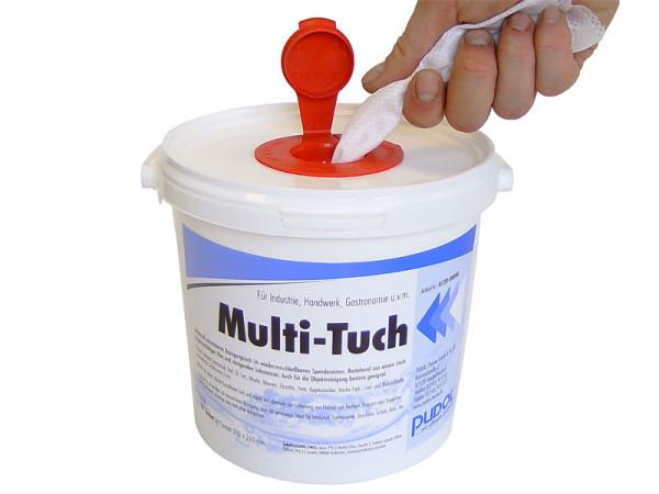 PUDOL Multituch (70 Stück im Eimer)