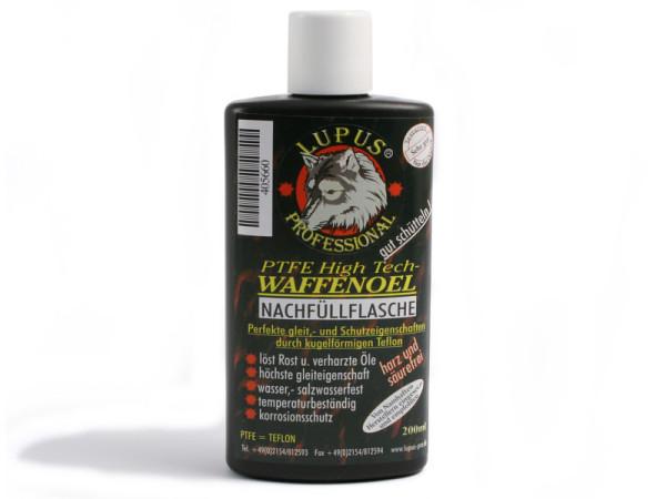 Lupus Teflon Waffenöl 200 ml
