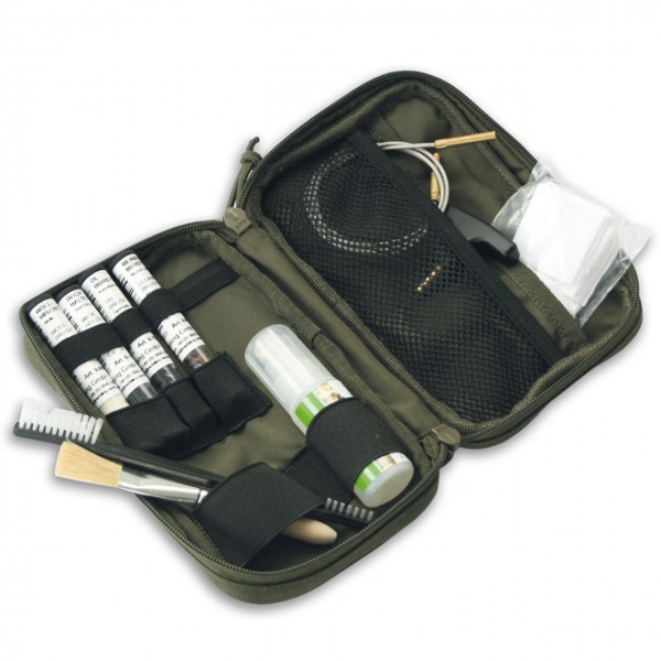Niebling Reinigungsset VARIO-FLEX mit flexiblem Reinigungsstab