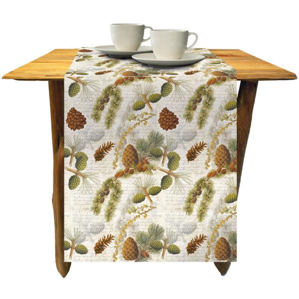 Herbst im Wald - Tischläufer