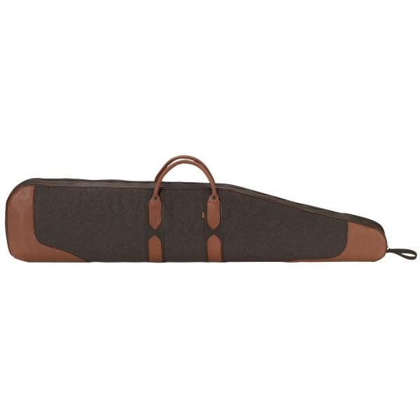 Futteral 124cm für Langwaffen aus Loden & Elchleder