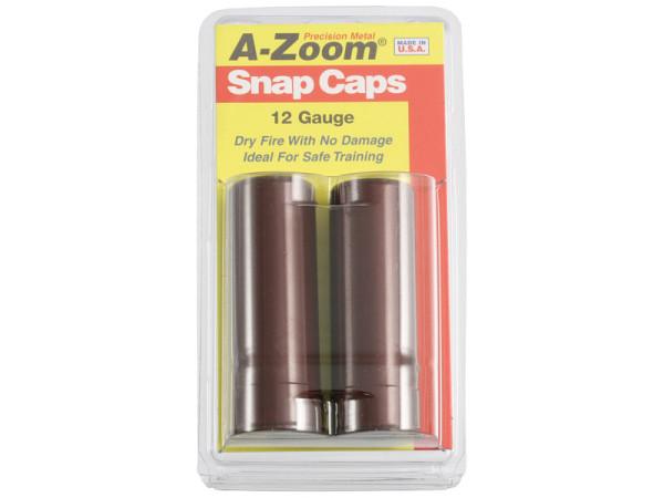 A-Zoom Pufferpatrone Kal. Schrot 12 (2er Packung)