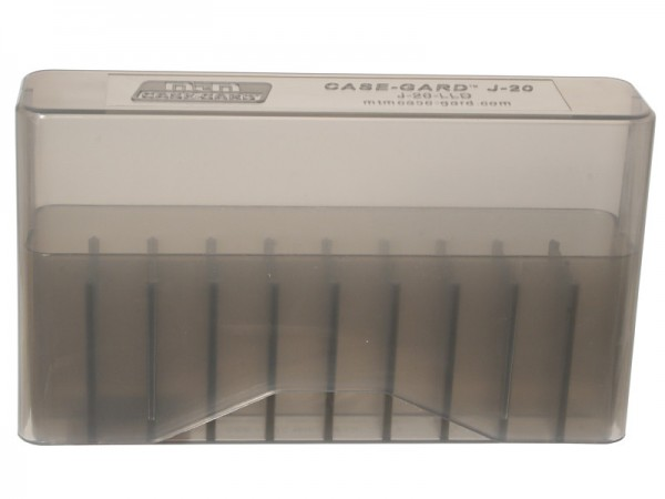 MTM Patronenbox mit Stülpdeckel J-20-LLD