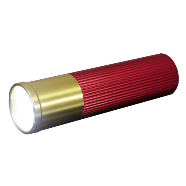 LED Taschenlampe Schrotpatrone