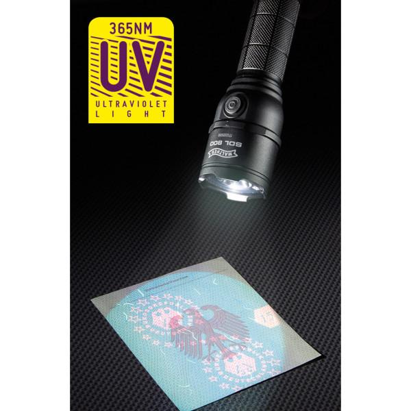 UMAREX Taschenlampe Walther SDL 800