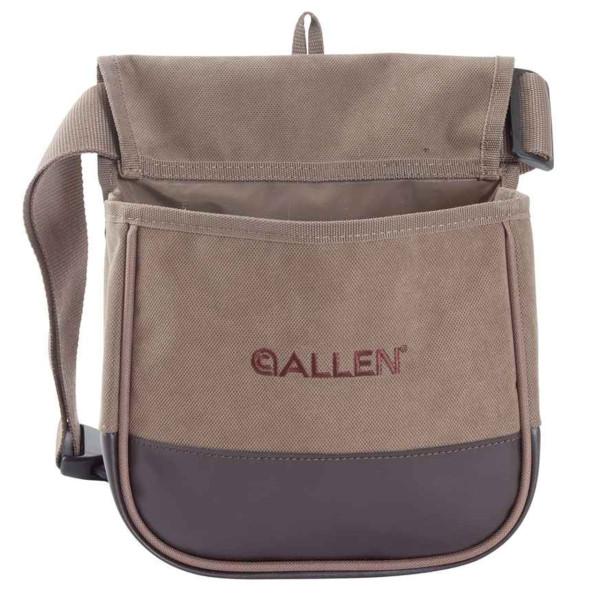 ALLEN Patronentasche mit Gürtel und 2 Fächern