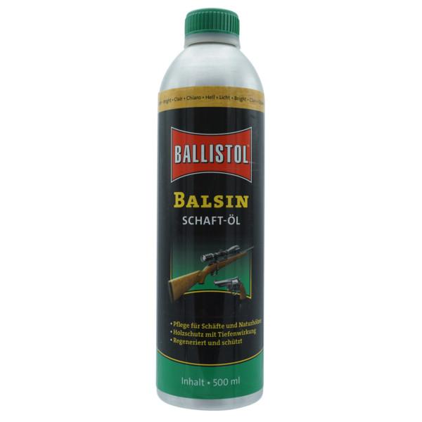 Balsin Schaftöl hellbraun 500 ml