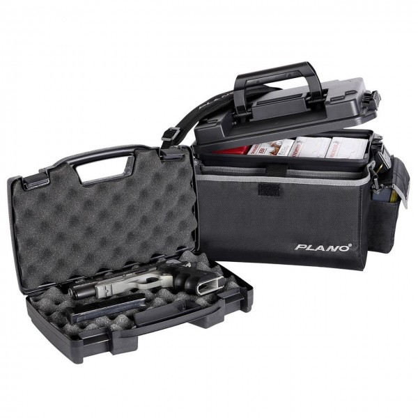 Plano Range Bag X2 Med mit Kurzwaffenkoffer