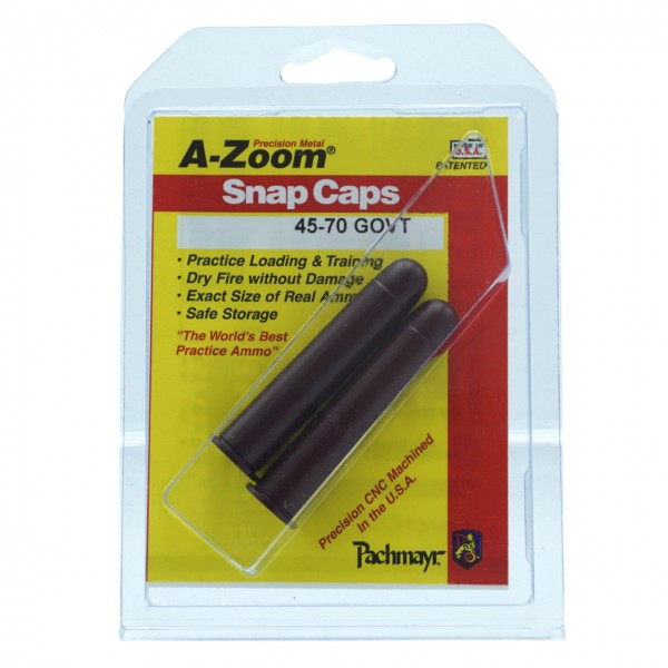 A-Zoom Pufferpatrone Kal. .45-70 Government (2er Packung)