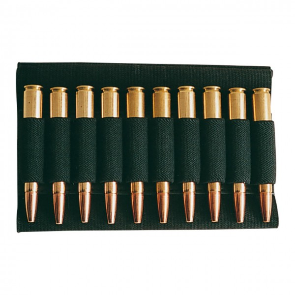 Patronenetui für Waffenschaft (10 Kugelpatronen)