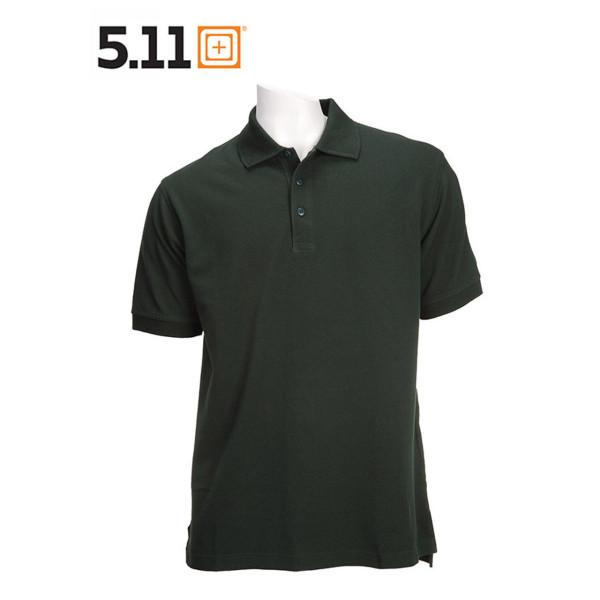 5.11 PROFESSIONAL POLO Kurzarm-Shirt l.e. green
