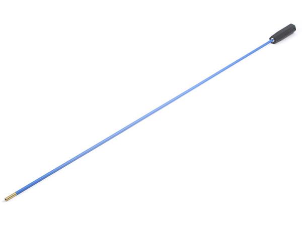 Putzstock Langwaffe dia. 7 mm mit Kunststoffgriff