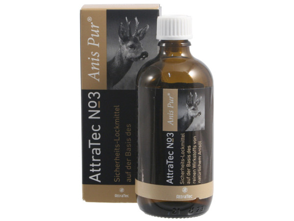 AttraTec No. 3 Anis Pur Tropfflasche 100 ml