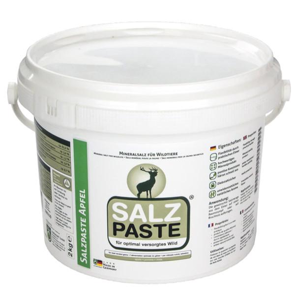 DEUSA Salzpaste für Wildtiere APFEL - 2kg