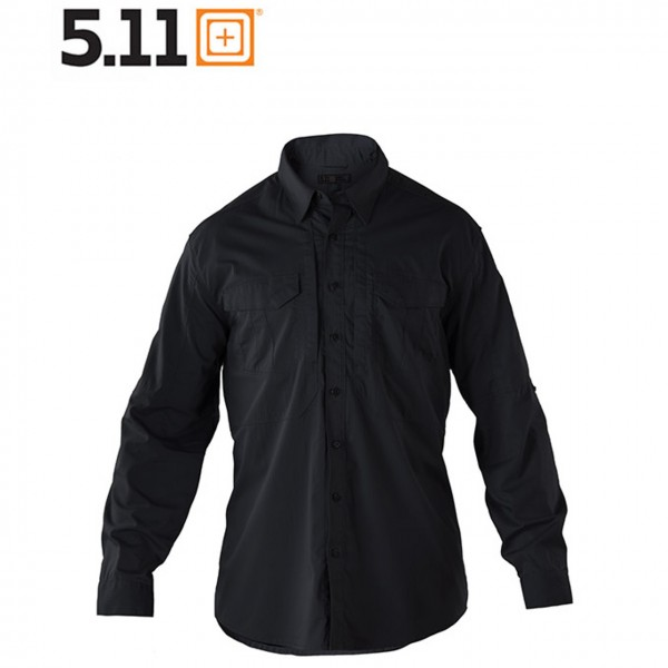 5.11 STRYKE SHIRT Langarmhemd black