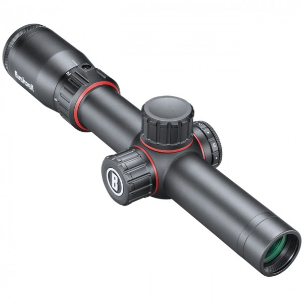 Bushnell Zielfernrohr Nitro 1-6x24 mit Leuchtabsehen 4A